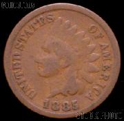 1885 Indian Head Cent Variety 3 Bronze G-4 or Better Indian Penny