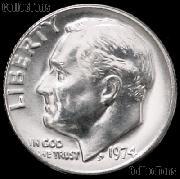 1974 Roosevelt Dime Gem BU (Brilliant Uncirculated)