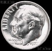 1972-D Roosevelt Dime Gem BU (Brilliant Uncirculated)