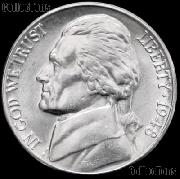 1948 Jefferson Nickel Gem BU (Brilliant Uncirculated)