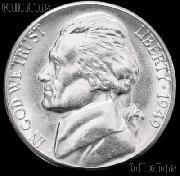 1949 Jefferson Nickel Gem BU (Brilliant Uncirculated)
