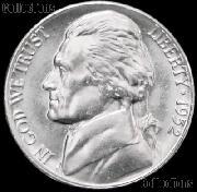 1952 Jefferson Nickel Gem BU (Brilliant Uncirculated)