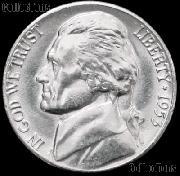 1953 Jefferson Nickel Gem BU (Brilliant Uncirculated)