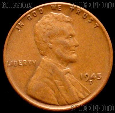 American Coins by Date : U S  Cents : 1909-1958 Lincoln Wheat Cents