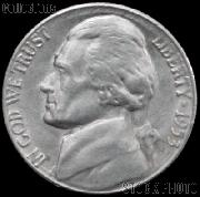 1953 Jefferson Nickel Circulated G-4 or Better