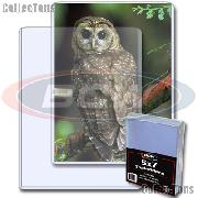Photo Sleeve 5x7 by BCW 25 Pack 5 x 7 Topload Holders