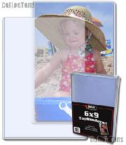 Photo Sleeve 6x9 by BCW 25 Pack 6 x 9 Topload Holders