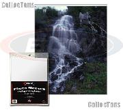 Photo Sleeves 8x10 by BCW 100 Pack 8 x 10 2 MIL Polypropylene