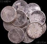 80% Silver Dollar from Canada 1936 - 1967