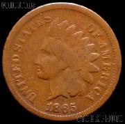 1865 Indian Head Cent Variety 3 Bronze G-4 or Better Indian Penny