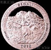 2012-S Alaska Denali National Park Quarter GEM PROOF America the Beautiful