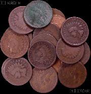 1875 Indian Head Cent - Better Date Filler