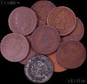 1878 Indian Head Cent - Better Date Filler