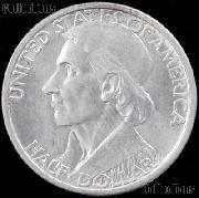 Daniel Boone Bicentennial Silver Commemorative Half Dollar (1934-1938) in XF+ Condition