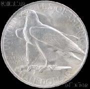 Connecticut Tercentenary Silver Commemorative Half Dollar (1935) in XF+ Condition