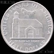 Delaware Tercentenary Silver Commemorative Half Dollar (1936) in XF+ Condition
