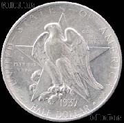 Texas Independence Centennial Silver Commemorative Half Dollar (1934-1938) in XF+ Condition