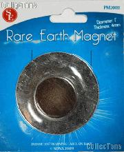 Rare Earth Magnet for Detecting Impurities in Precious Metals, 15 lbs