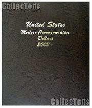 Dansco Commemorative Dollars 2002 - Date Album #7065-3