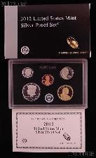 2012 SILVER PROOF SET * ORIGINAL * 14 Coin U.S. Mint Proof Set