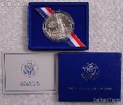 1986-P Statue of Liberty Commemorative Uncirculated Silver Dollar