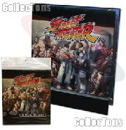 Street Fighter 3 Ring Album for Trading Card Game Collections by Max Protection