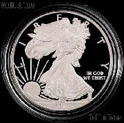 2012-S American Silver Eagle PROOF Coin in Capsule