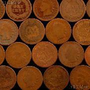 1886 Indian Head Cent - Better Date Filler