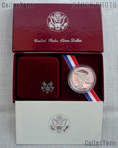 1983 S Los Angles Olympiad Discus Thrower Commemorative