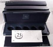 2011 American Eagle 25th Anniversary Silver Coin Set OGP Replacement Box and COA