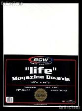 Life Magazine Backing Boards by BCW Pack of 100