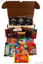Baseball Card Collecting Starter Set / Kit MLB with 15 Baseball Card Packs, Sleeves, & Storage Box