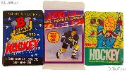 Hockey Cards NHL 3 Different Sealed Packs of Trading Cards