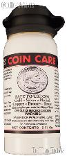 Coin Care Cleaner
