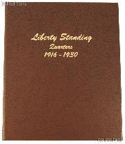 Dansco Standing Liberty Quarters SLQ Album #7132