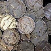 1939-D Jefferson Nickel - Better Date