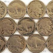 1923-S Buffalo Nickel BETTER DATE Filler