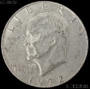 Eisenhower Dollar Bulk Lot of 100 Ike Dollars 1971-1978