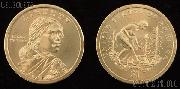 Native American Dollar (2009) One Coin Brilliant Uncirculated Condition