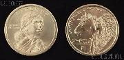 Native American Dollar (2012) One Coin Brilliant Uncirculated Condition