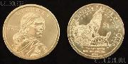 Native American Dollar (2013) One Coin Brilliant Uncirculated Condition