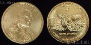 Native American Dollar (2010) One Coin Brilliant Uncirculated Condition