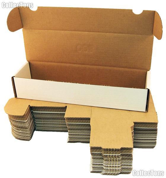 Sports Cards Storage Box by BCW 800 Count Cardboard Storage Box