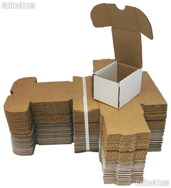 Trading Card Storage Box by BCW 100 Count Cardboard Storage Box