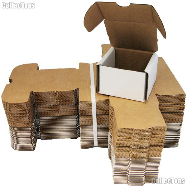 Trading Card Storage Box 200 Count BUNDLE of 50 by BCW 200 Count Cardboard Storage Box
