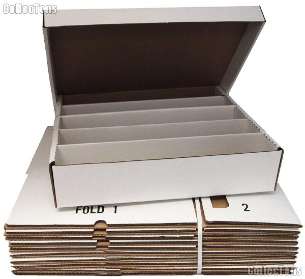 Sports Card Storage Box by BCW  Super Monster Storage Box 5000 Count