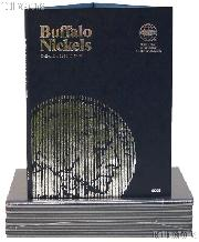 Whitman Buffalo Nickels Folder 1913-1938  #9008