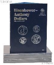 Whitman Eisenhower-Anthony Dollars Folder #9023