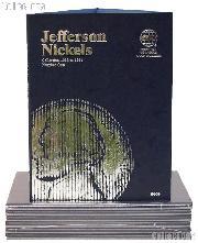 Whitman Jefferson Nickels Folder 1938-1961 #9009
