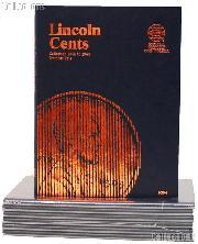 Whitman Lincoln Cents Folder 1909-1940 #9004